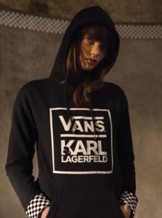 Karl Lagerfeld X Vans Capsule Collection Les Fa 199 Ons