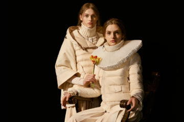 MONCLER FALL 2017 VICTORIAN CONTEMPORARY COLLECTION