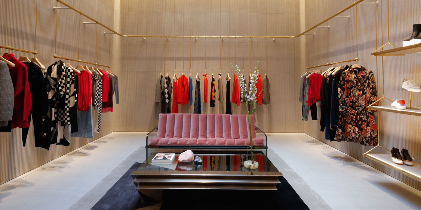 Stella Mccartney Flagship Store In New York Les Fa 199 Ons
