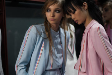 EMPORIO ARMANI SPRING 2018 RTW COLLECTION