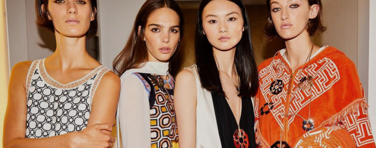 TORY BURCH SPRING 2018 RTW COLLECTION