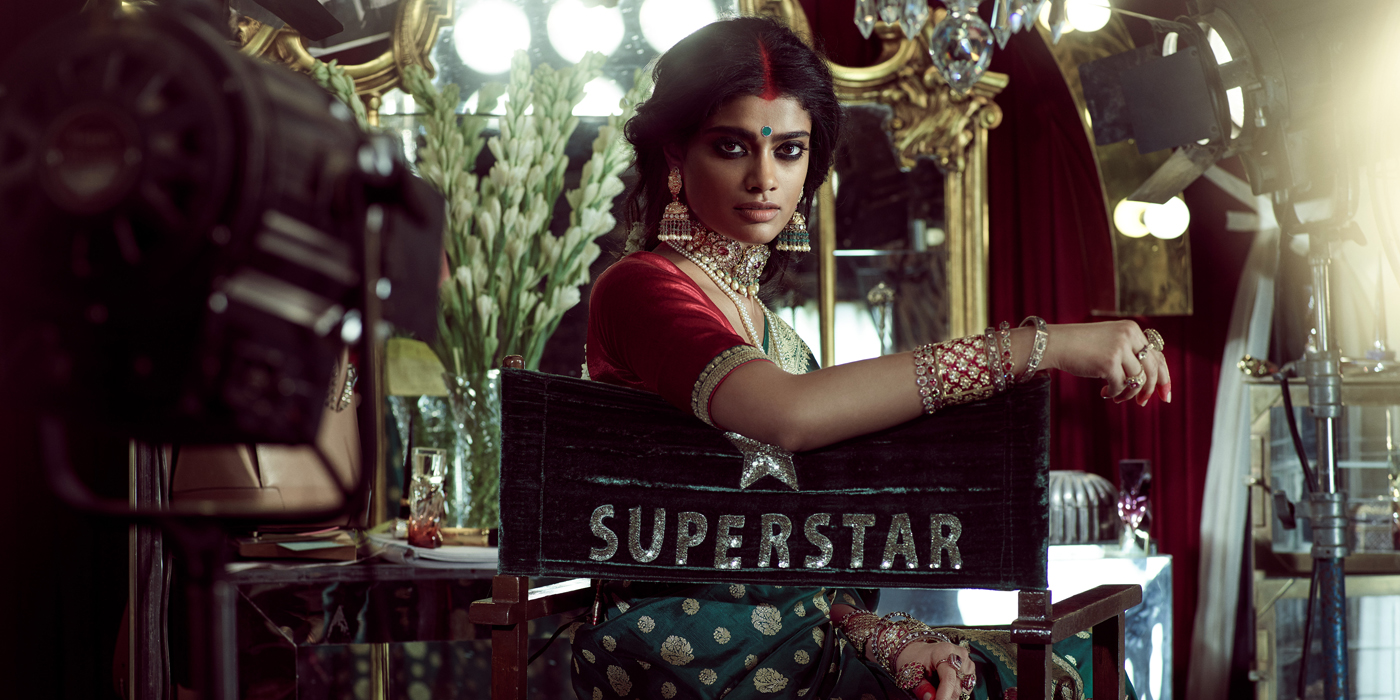 CHRISTIAN LOUBOUTIN X SABYASACHI CAPSULE COLLECTION