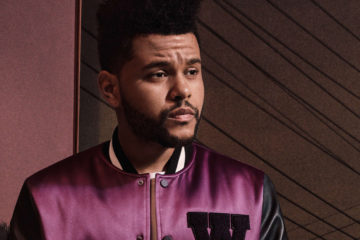 H&M X THE WEEKND FALL 2017 COLLECTION