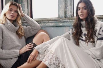 NAKED CASHMERE FALL 2017 AD CAMPAIGN
