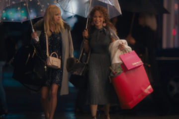 KATE SPADE 'THE PIT STOP' HOLIDAY 2017 FILM STARRING ANNA FARIS & ROSIE PEREZ