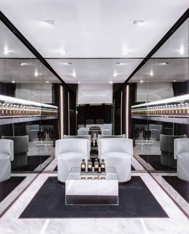 Tom Ford Beauty First Boutique in London   LES FAÇONS 1cad3941f676