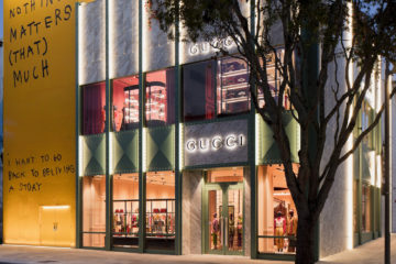 GUCCI NEW BOUTIQUE IN MIAMI