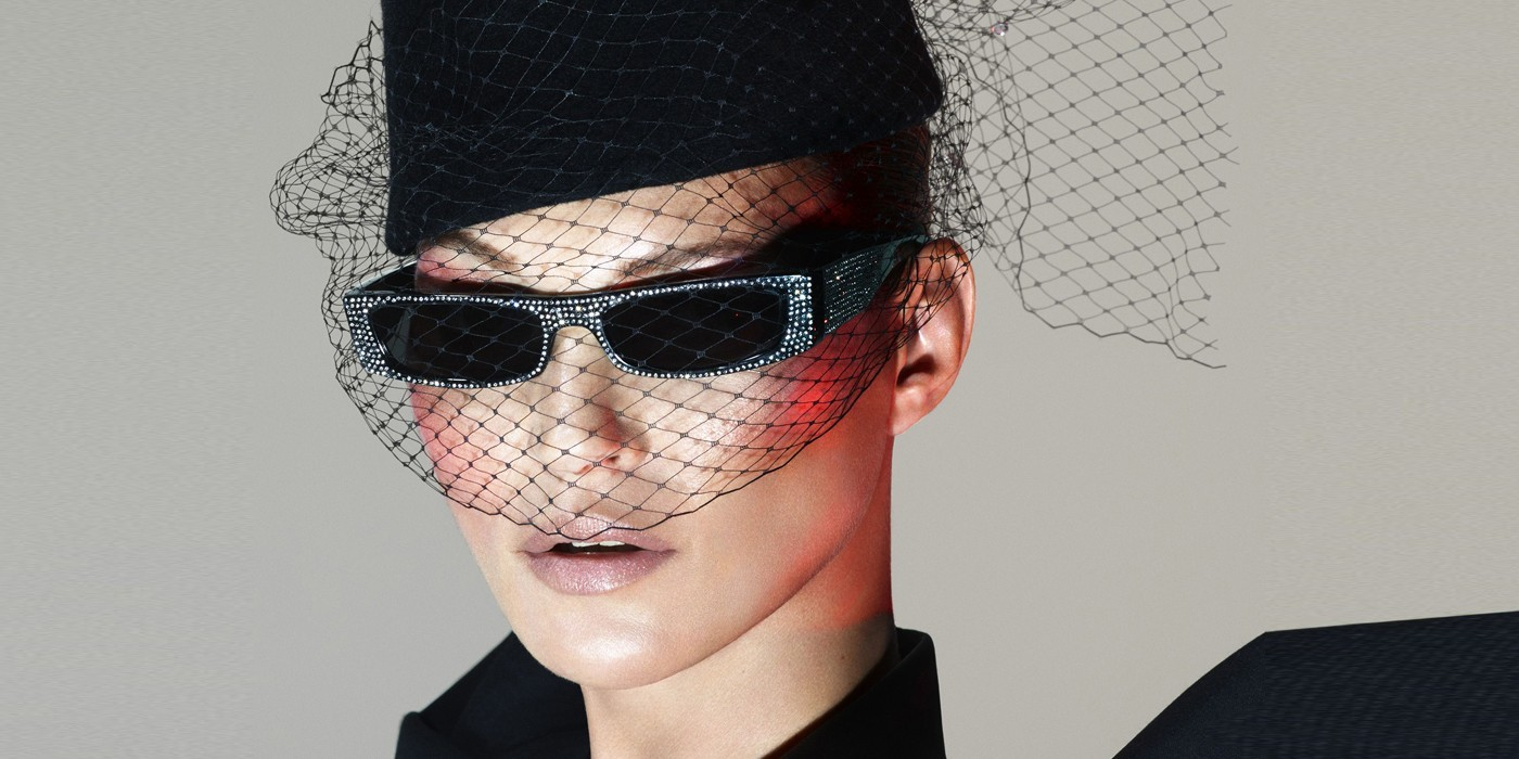 ALEXANDRE VAUTHIER X ALAIN MILKI SUNGLASSES COLLECTION