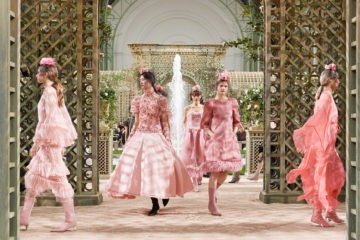 CHANEL SPRING 2018 HAUTE COUTURE COLLECTION