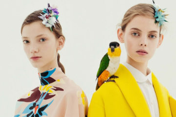 DELPOZO PRE-FALL 2018 COLLECTION