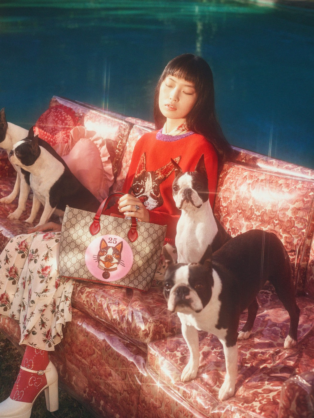 30139c19a33 Shop the Gucci Chinese New Year Capsule Collection