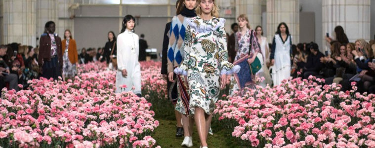 TORY BURCH FALL 2018 RTW COLLECTION