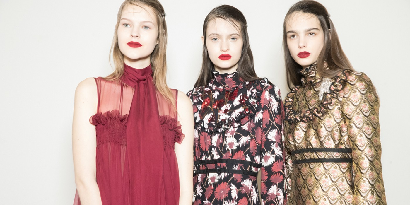 ROCHAS FALL 2018 RTW COLLECTION