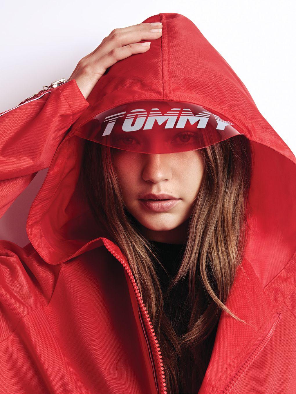 b14870396 Shop the Interactive Tommy Hilfiger x Gigi Hadid Spring 2018 RTW ...