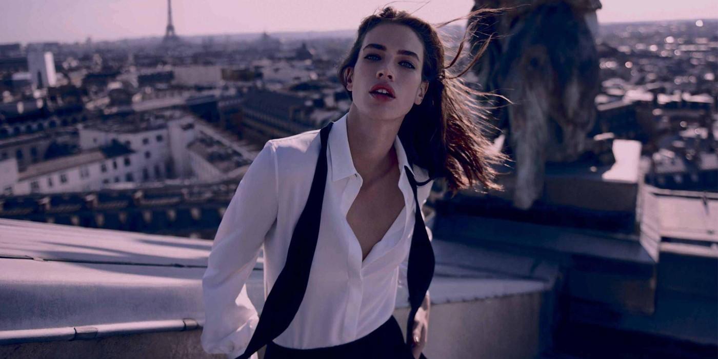 YVES SAINT LAUREN BEAUTY MON PARIS COUTURE FRAGRANCE FILM