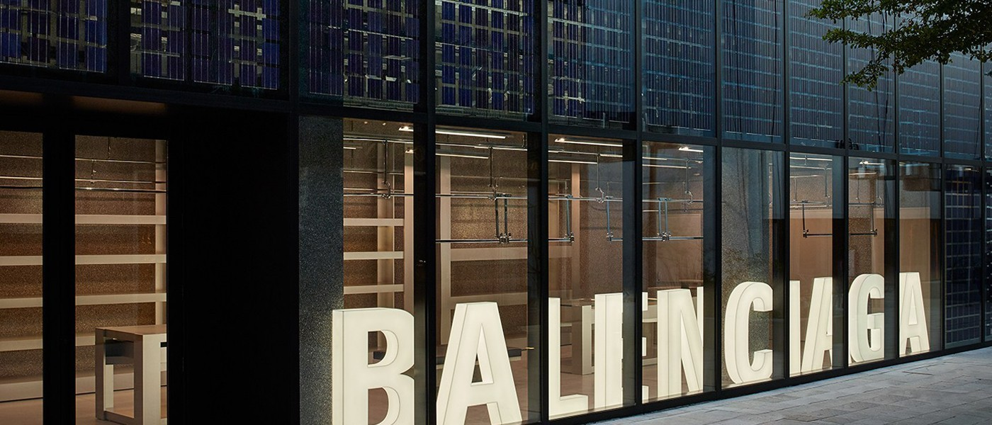 BALENCIAGA NEW BOUTIQUE IN MIAMI