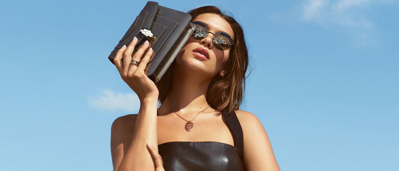 BULGARI SERPENTEYES EYEWEAR COLLECTION FILM