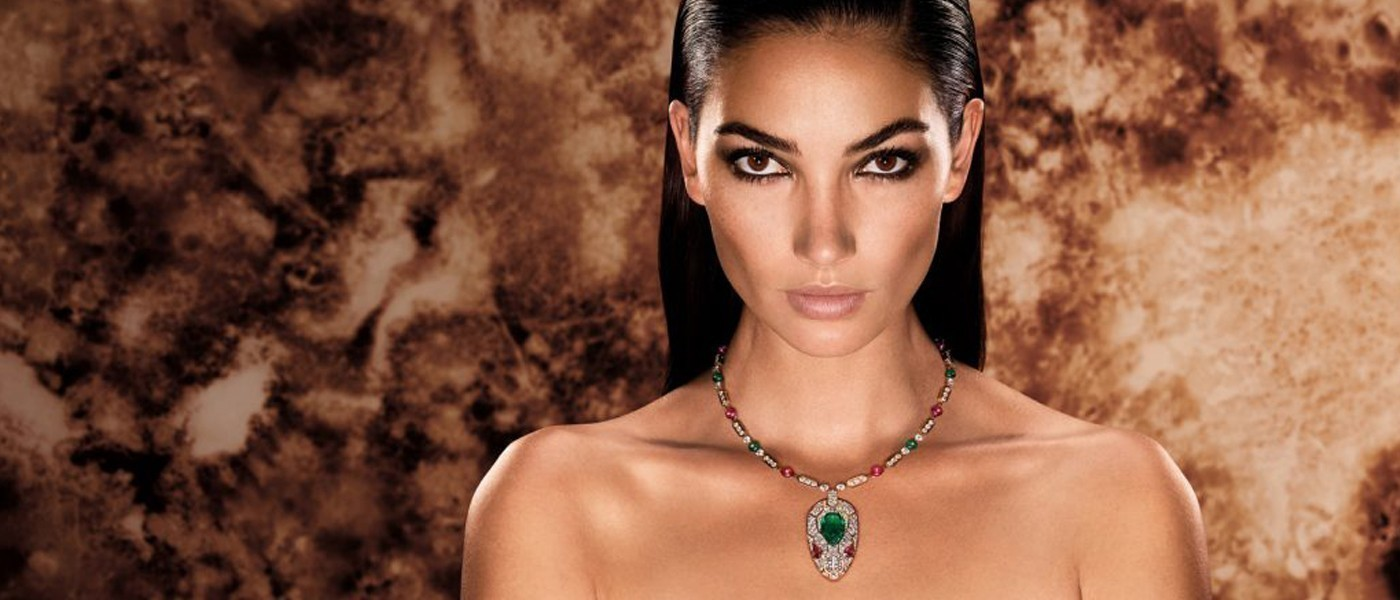 BULGARI SERPENTI JEWELRY AND TIMEPIECE COLLECTION FILM