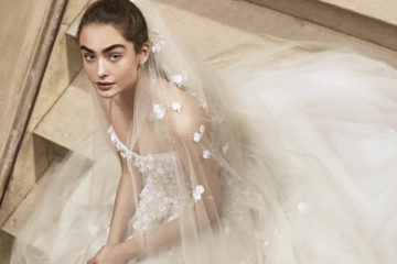 CAROLINA HERRERA SPRING 2019 BRIDAL COLLECTION