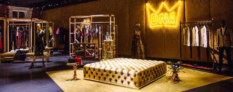 DOLCE & GABBANA NEW BOUTIQUE IN NEW YORK