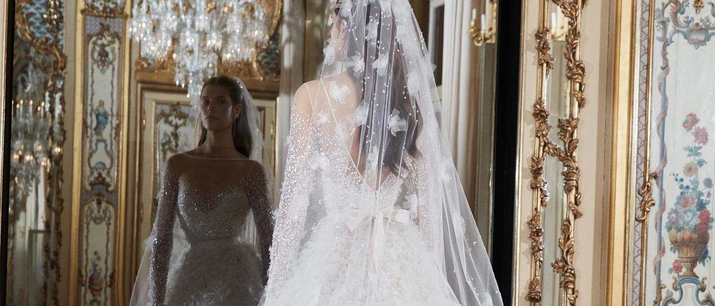 elie saab spring 2019 bridal collection