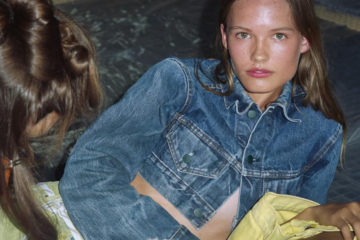 GANNI DEBUT DENIM CAPSULE COLLECTION