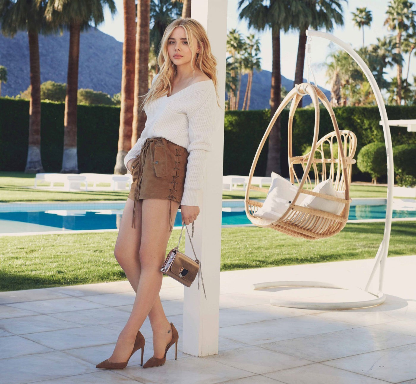 Shop The Jimmy Choo Spring 2018 Collection Featuring Chloë