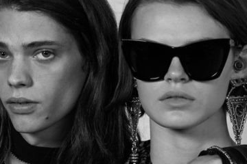 SAINT LAURENT SPRING 2018 EYEWEAR COLLECTION FILM