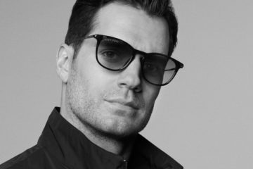 BOSS EYEWEAR COLLECTION FILM STARRING HENRY CAVILL