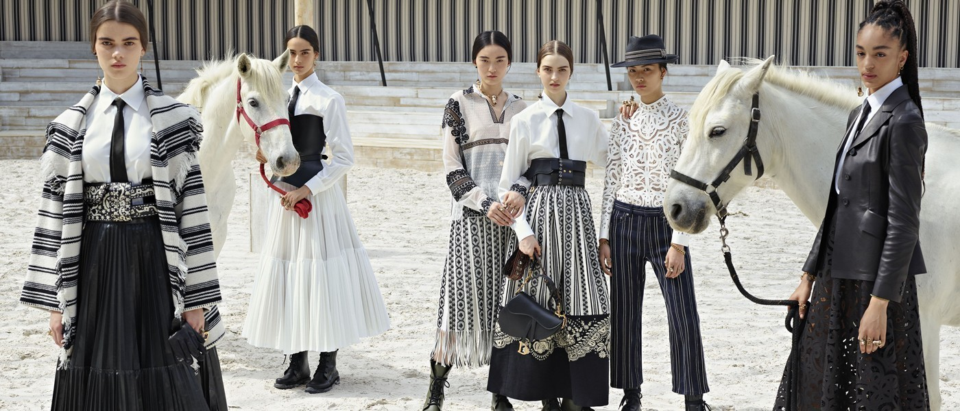 CHRISTIAN DIOR RESORT 2019 COLLECTION