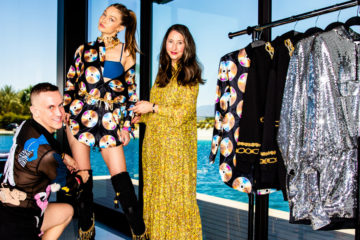 H&M X MOSCHINO DESIGNER COLLECTION BY JEREMY SCOTT