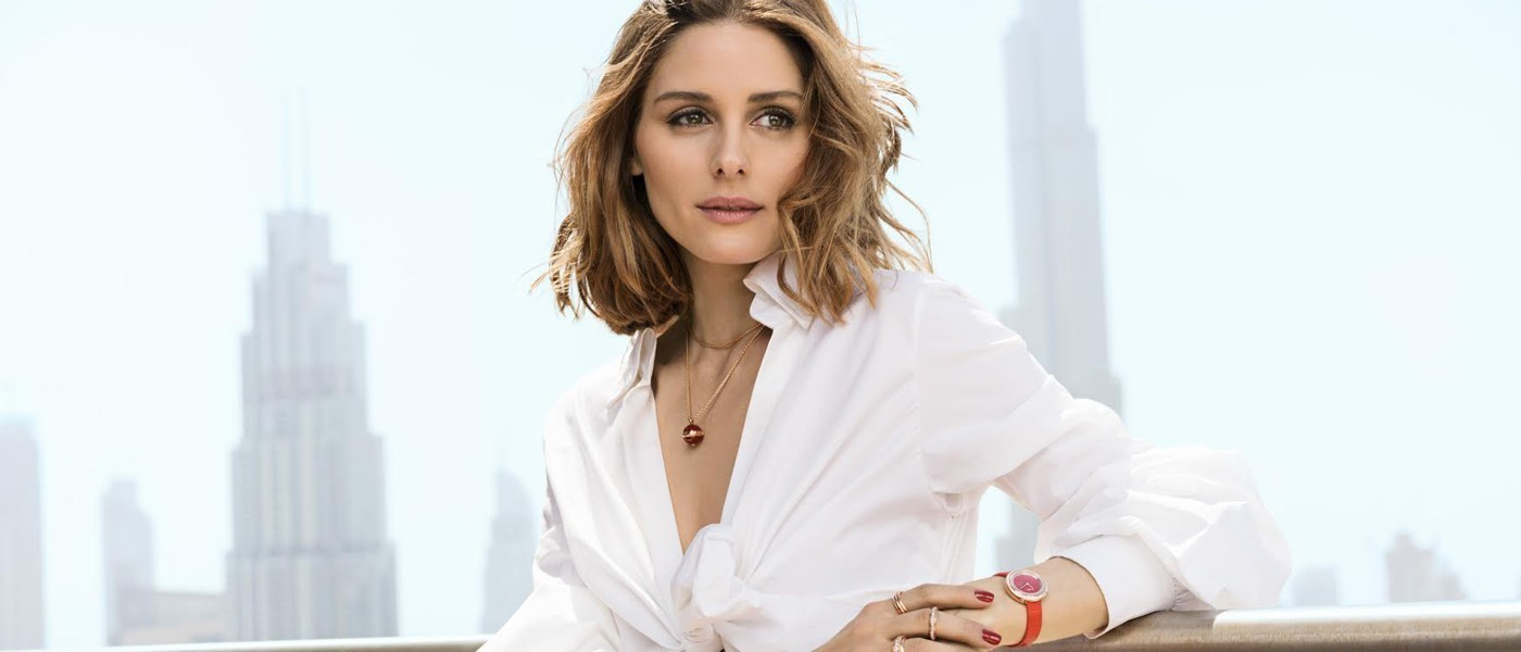 PIAGET POSSESSIONS 2018 COLLECTION FILM STARRING OLIVIA PALERMO