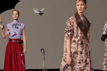 PRADA 'REIMAGINATON' SPRING 2018 COLLECTION FILM STARRING AMBER VALLETTA