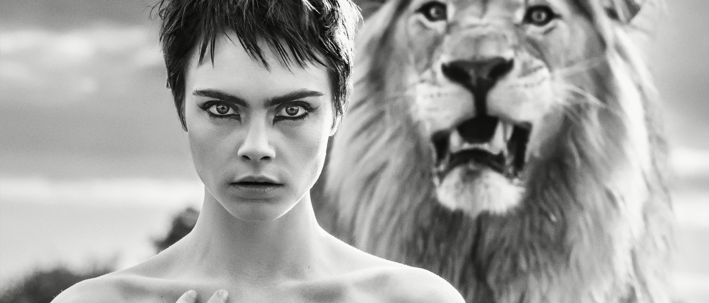 TAG HEUER 'DON'T CRACK UNDER PRESSURE' 2018 AD CAMPAIGN FEATURE CARA DELEVINGNE