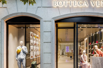 BOTTEGA VENETA NEW BOUTIQUE IN MADRID