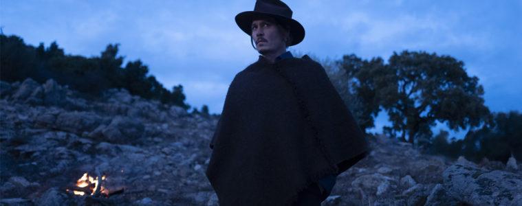 CHRISTIAN DIOR SAUVAGE EAU DE PARFUM FRAGRANCE FILM STARRING JOHNNY DEPP