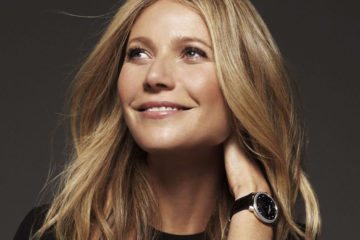 FREDERIQUE CONSTANT 2018 LADIES AUTOMATIC TIMEPIECE AD CAMPAIGN FEATURING GWYNETH PALTROW