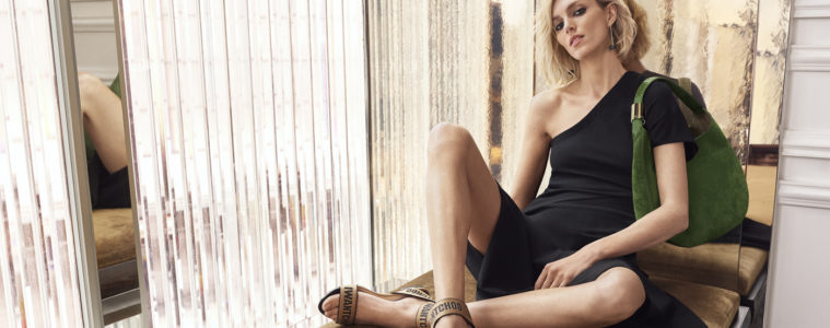 JIMMY CHOO PRE-FALL 2018 COLLECTION