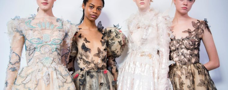 SCHIAPARELLI FALL 2018 HAUTE COUTURE COLLECTION