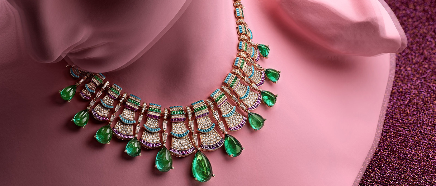 BULGARI WILD POP HIGH JEWELRY COLLECTION