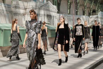 CHANEL FALL 2018 HAUTE COUTURE COLLECTION