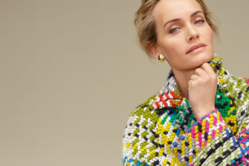 ESCADA FALL 2018 FILM CAMPAIGN STARRING AMBER VALLETTA