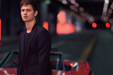RALPH LAUREN POLO RED RUSH FRAGRANCE FILM STARRING ANSEL ELGORT