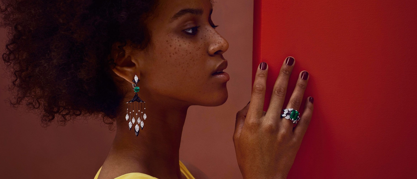 CHAUMET TRESORS' D'AFRIQUE HIGH JEWELLERY COLLECTION