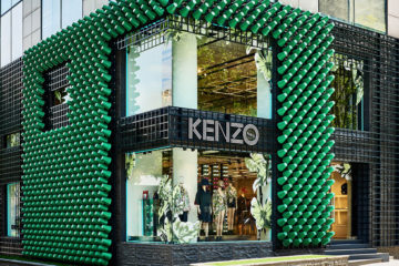 KENZO FLAGSHIP STORE IN SEOUL