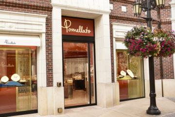 POMELLATO FLAGSHIP STORE IN BEVERLY HILLS