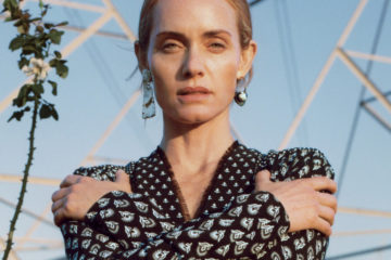 PROENZA SCHOULER FALL 2018 AD CAMPAIGN FEATURING AMBER VALLETTA