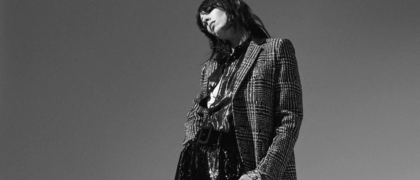 SAINT LAURENT PRE-FALL 2018 COLLECTION