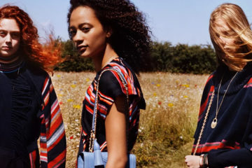 TORY BURCH FALL 2018 COLLECTION FILM