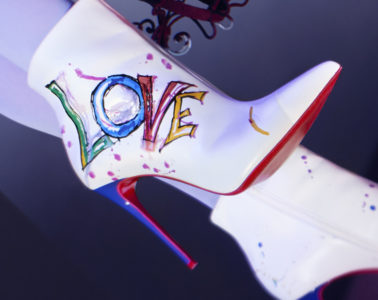 CHRISTIAN LOUBOUTIN 2018 LOVE COLLECTION